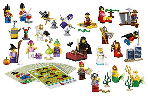 LEGO Education Fantasy Minifigure Set
