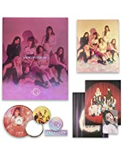 EVERGLOW Debut Album - [ ARRIVAL OF EVERGLOW ] CD + Photobook + Postcards + Sticker + Photocard + FREE GIFT / K-POP Sealed