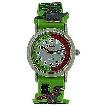 Ravel Funtime Boys 3D Jungle Design Time Teacher Strap Watch R1513.59