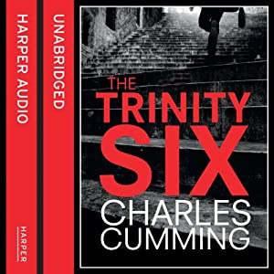 The Trinity Six Audiobook