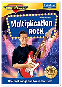 Rock 'N Learn: Multiplication Rock [Import]