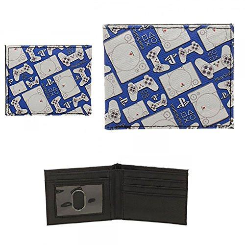 novelty-wallet-playstation-controller-console-bi-fold