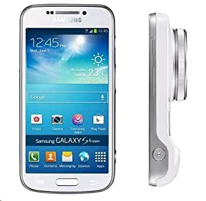 Samsung Galaxy S4 Zoom 16MP Camera Android Smartphone - White (International Version)