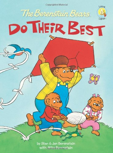 The Berenstain Bears Do Their Best (Berenstain Bears/Living Lights)
