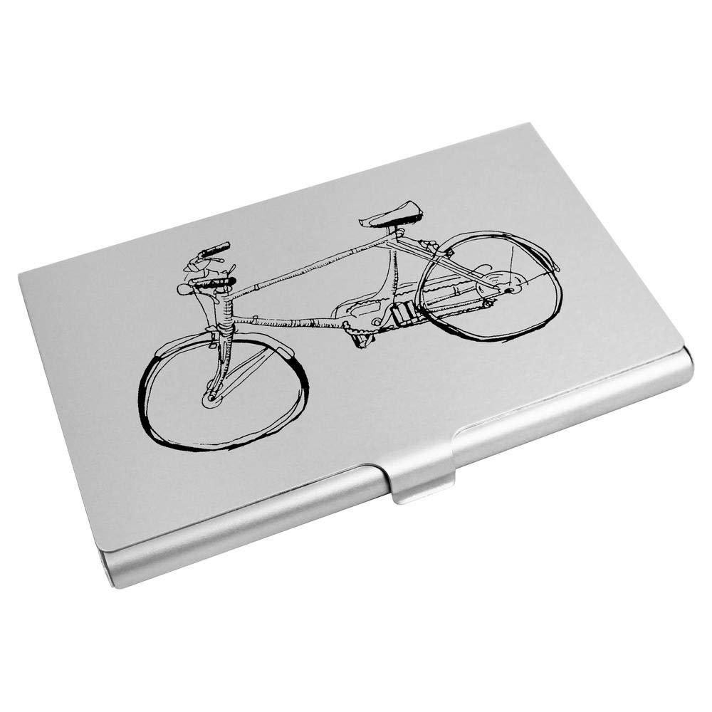 Azeeda 'Fahrrad' Visitenkartenhalter / Kreditkarte Geldbörse (CH00017831)