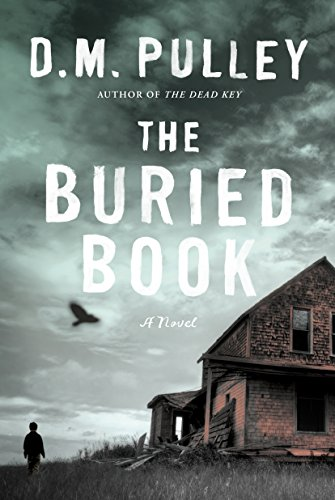 The Buried Book by D. M. Pulley cover
