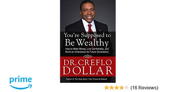 You Re Supposed To Be Wealthy How To Make Money Live Comfortably