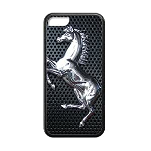 TYHde Ferrari sign fashion cell phone case for iPhone iphone 5c ending