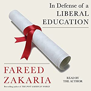 In Defense of a Liberal Education Audiobook