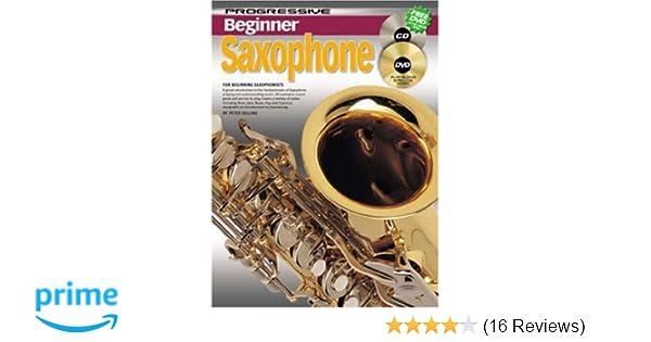 Amazon Cp69120 Progressive Beginner Saxophone 9781864691207