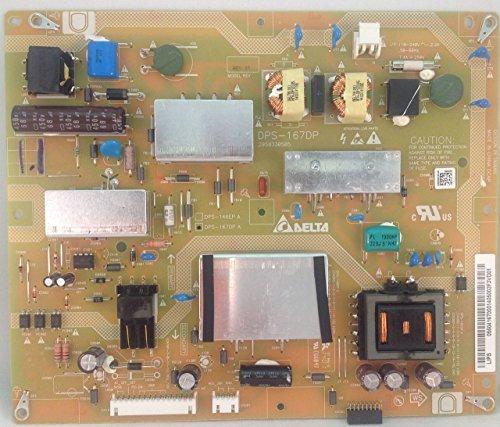 Vizio Power Supply 056.04167.0001 for E550i-B2. Board Label: DPS-167DP