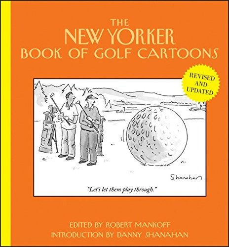 New Yorker Book Golf Cartoons product image
