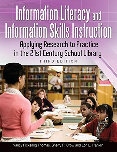 Pdf Social Sciences Information Literacy and Information Skills Instruction: Applying Research to Practice in the 21st Century School Library, 3rd Edition