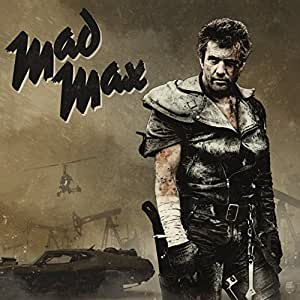 The Mad Max Trilogy [Gray, Black & Sand LP]