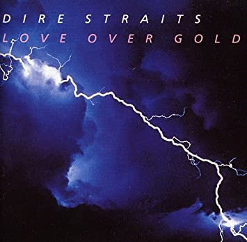 Image result for dire straits love over gold