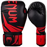 Best Boxing Gloves 16ozs - Venum Challenger 3.0 Boxing Gloves - 16oz, Black/Red Review