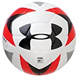 Under Armour UA Desafio (695) Elite Match Soccer Ball – Black & Red – Size 5