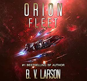 Orion Fleet: Rebel Fleet, Book 2 Audiobook by B. V. Larson Narrated by Mark Boyett