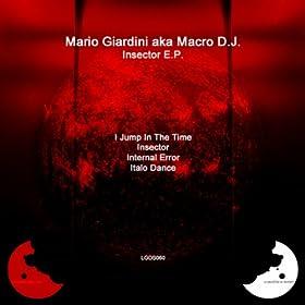 .com: I Jump in the Time: Mario Giardini aka Macro DJ: MP3 Downloads