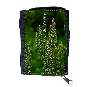 le portefeuille de grands luxe femmes avec beaucoup de compartiments // M00290252 Acedera Meadows Sauerampfer // Purse Wallet