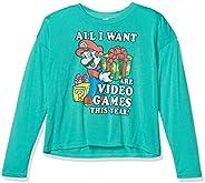 Nintendo Camiseta Camiseta para Niñas