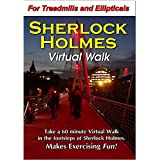 Sherlock Holmes Virtual Walk Treadmill Scenery DVD