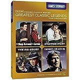 James Stewart region 2 (UK) collection Shop Around the Corner/The FBI Story/Spirit of St. Louis/The Stratton Story