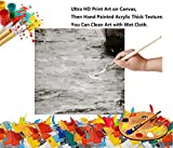 Framed Canvas Prints Wall Art Brown Sailing