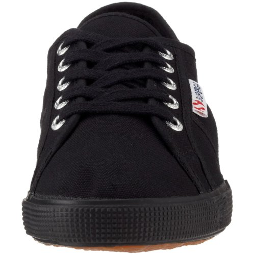 Mode Adulte Noir Cotu Mixte Baskets Full 2950 Superga Black 996 tvxZqq