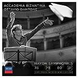Hadyn: Symphonies 78, 79, 80 & 81