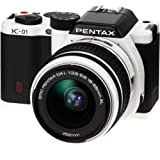 PENTAX(ペンタックス) PENTAX(ペンタックス) K-01 ズームレンズキット ホワイト/ブラック