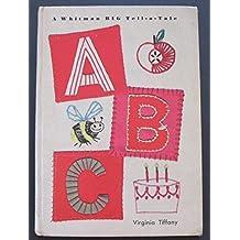 ABC Whitman BIG Tell a Tale stitchery Virginia Tiffany