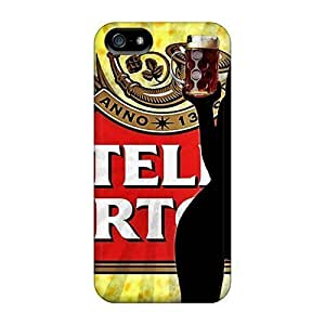 Rosesea Custom Personalized Hot Covers Cases For Iphone 5 5s Cases Covers Skin - Stella Artois wangjiang maoyi