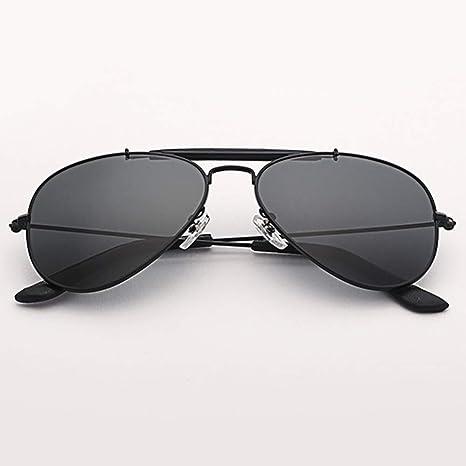 Amazon.com: CCGSDJ Aviation Sunglasses Polarized 58Mm ...