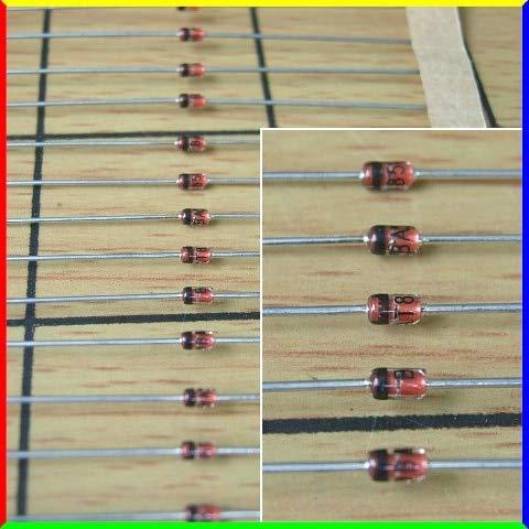 (Gimax 50PCS Bat85 Detector diode do-35)