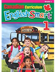 Canadian Curriculum EnglishSmart 1: A concise Grade 1 English workbook packed with grammar, writing, and reading comprehension practice