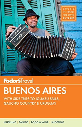 Fodors Buenos Aires Full color Travel product image