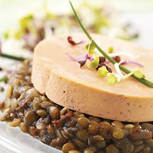 Duck Foie Gras Mi-Cuit with Armagnac, 2.8 oz by Rougie