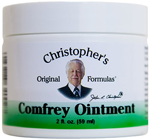 - Dr. Christopher's Comfrey Ointment, 2 Ounce