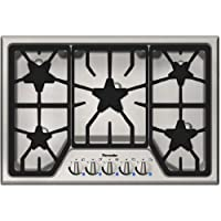 Thermador : SGS305FS 30 Masterpiece Gas Cooktop Stainless