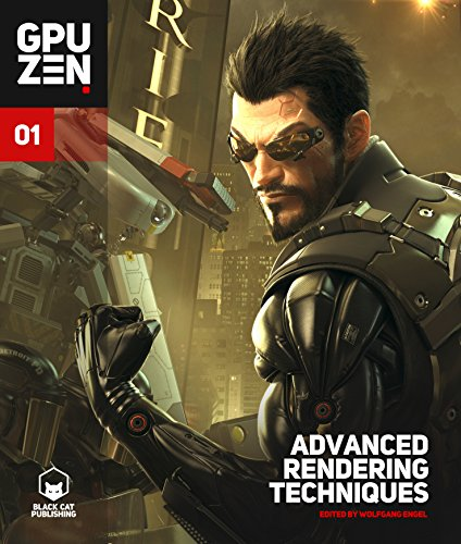 GPU Zen: Advanced Rendering Techniques cover