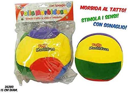 Pelota Blanda Con Sonajero Idea regalo XAG: Amazon.es: Bebé