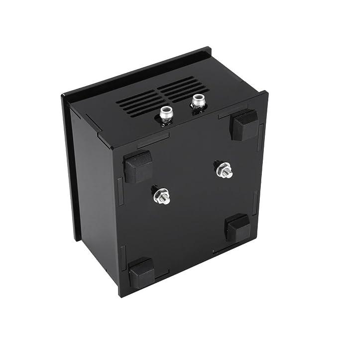 Hilitand Refrigerador del Termóstato de la Alta Precisión del Acuario con el Regulador de Temperatura Inteligente para la Sal del tanque de Pescados/el Agua ...