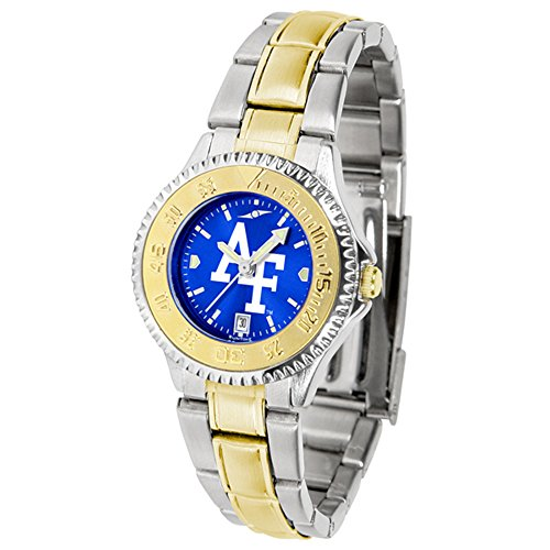 Air Force Falcons Competitor Two-Tone AnoChrome Women's Watch ()