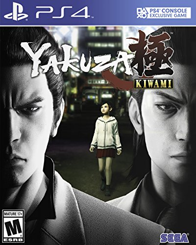 Yakuza Kiwami – PlayStation 4 Standard Edition