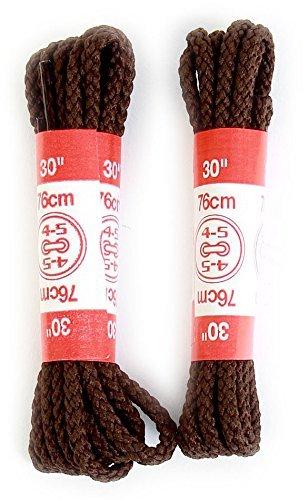 (Kiwi 30 in/76 cm Dress Shoelaces)