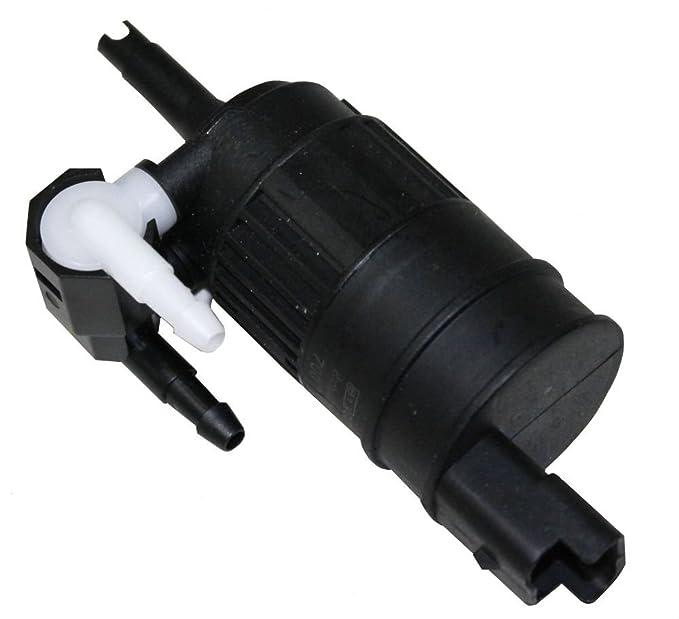 AERZETIX: Bomba de agua para limpiaparabrisas frente y trasero de coche C10108: Amazon.es: Hogar