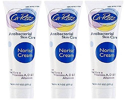 Ca-Rezz NoRisc Antibacterial Cream 9.7 Oz Tube (Pack of 3) ()