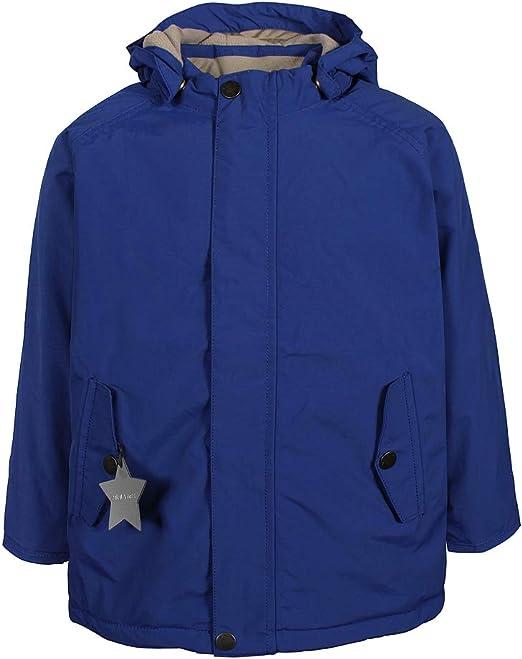 MINI A TURE Kinder Winterjacke Wally 19 Quartz blau