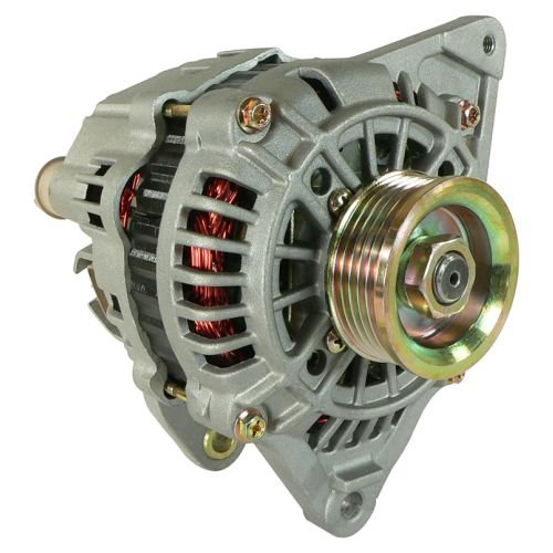 DB Electrical AMT0164 New Alternator For 2.4L 2.4 Sebring & Dodge Stratus 01 02 03 04 05 2001 2002 2003 2004 2005 Mitsubishi Eclipse Manual Transmission 334-1457 A3TB2291 400-48047 A3TB2291 (Mitsubishi Eclipse Manual Transmission)